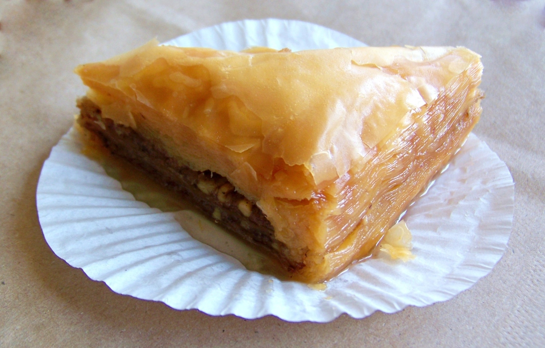 Greek Orthodox Baklava